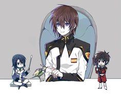 Gundam Seed, Gundam Art, Mecha Anime, Mobile Suit, Fanart, Fan Art