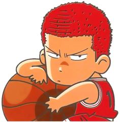 Anime Classic: Slam Dunk > Sakuragi Slam Dunk Manga, Anime Manga, Anime Art, Chibi, Inoue Takehiko, Anime Screenshots, Manga Illustration, Manga Comics, Digimon