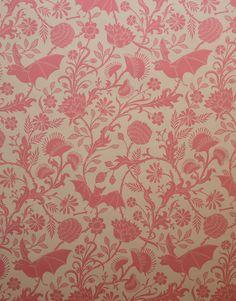Wallpaper-Elysian Fields: Antique Pink