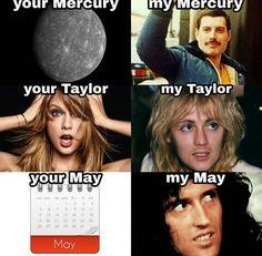 Mine are perfect Queen Art, I Am A Queen, Queen Queen, Bryan May, Queens Wallpaper, Queen Meme, Queen Pictures, Roger Taylor, We Will Rock You