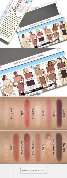 TheBalm Nude Beach Eyeshadow Palette (Vol. 3)
