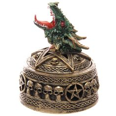 Celtic Dark Legends Dragon Cone Incense Burner Looking for something a bit different to give as a gift Then out gothic fantasy range might be just up