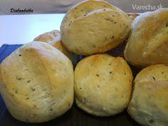 Starkine chlebové žemličky