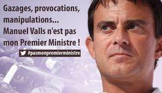 Le journal de BORIS VICTOR : Valls, Hollande, STOP à vos manipulations!