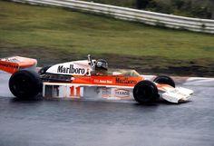 1976 Japanese Grand Prix McLaren M23 James Hunt