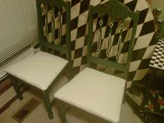 Chairs sold!