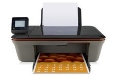 HP DeskJet 3052A e-All-In-One printer Print from your smartphone, tablet, and laptop from virtually anywhere with this HP ePrint printer check it out at http://www.walmart.com/HPePrint