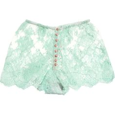 Rosamosario B-Amami cotton-blend lace shorts ($90) ❤ liked on Polyvore featuring intimates, panties, lingerie, shorts, underwear, bottoms, sheer lingerie, transparent lingerie, rosamosario and lace lingerie