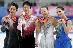 Daisuke Takahashi Photos: ISU Grand Prix of Figure Skating NHK Trophy - Day 2
