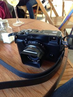 Fujifilm x-pro 1 .... The perfect travel camera