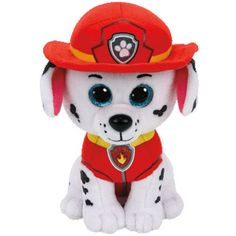 """Marshall is a Dalmatian puppy and is one of the main protagonists in the TV series Paw Patrol. He is the 3rd member of the Paw Patrol and is the team's fire pup, as well as the medic pup (as of """"Pups Save Jake""""). His primary purpose is to check for fires and extinguish them if necessary, and to use his ladder to rescue animals from high places. His secondary purpose, as a medic, is to use his X-Ray screen to check people for any broken bones or injuries, and to attend to them if needed (even…"""
