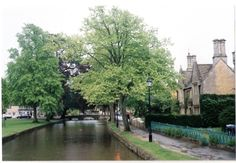 Bourton-on-the-water, in The Costwolds