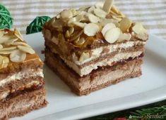 Pin by aga kali on słodycze Aga, Dessert Bars, Tiramisu, Waffles, Cheesecake, Sweets, Baking, Breakfast, Ethnic Recipes