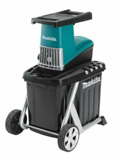 Makita Electric Garden Shredder - UD2500 - http://www.hall-fast.com/-hand-tools/garden-tools-/gardenmachinery/shredder/makita-electric-garden-shredder/