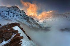 Annapurna south by David Cidre on 500px
