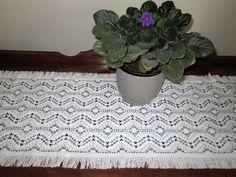Bijoux Swedish Weave Table Runner Pattern