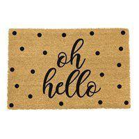 funny doormat Indoor Door Mats, Funny Doormats, Coir Doormat, Welcome Mats, Garden Gifts, Rustic Charm, Exterior Paint, Home Gifts, Colours