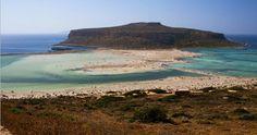 Crete Island Day Trip: Chrissi or Gramvousa  Crete, Greece