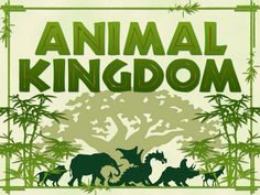 "Animal Kingdom - Title card - Project Life Filler Card - Scrapbooking ~~~~~~~~~ Size: 4x3"" @ 300 dpi. This card is **Personal use only - NOT for sale/resale**  Animal Kingdom logo belongs to Disney. Bamboo from www.clker.com . Font is African www.dafont.com/african.font *** This card is only available in this 4x3"" size ***"