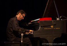 Grand plaisir de soirée de jazz avec le John Roney Trio avec Chris Tarry à Espace Hypérion
