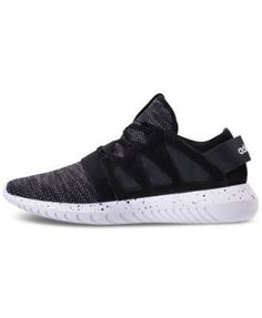 more photos 321c7 07cbc adidas Womens Tubular Viral Casual Sneakers from Finish Line - Black 5.5 Tubular  Viral, Casual