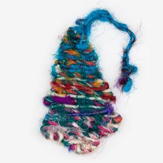 Beth Witt Handmade: Ribbon Ornament: Christmas Tree