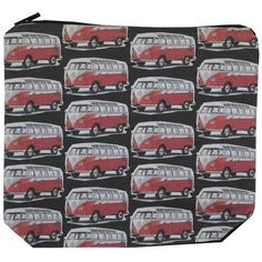 Good Red Kombi Vans Design Purse From Sarah J Home Decor. $18.95