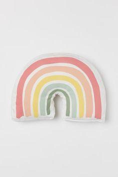 Rainbow Pillow - White / Multicolor - Home All Rainbow Room Kids, Rainbow Bedroom, Rainbow Nursery, Rainbow Baby, Rainbow Bedding, Rainbow Theme, Rainbow Print, Rainbow Birthday, Gift Card Shop