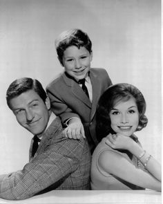 Rob, Ritchie, and Laura - The Dick Van Dyke Show