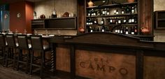 Del Campo- has cooking classes and other events.  Washington, DC