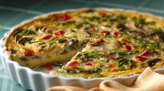 Quiche & Breakfasts to Put a Spring in Your Step - BettyCrocker.com