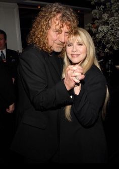 Robert Plant and Stevie Nicks ****just two of my favorite people in the entire history of the world . A celebration of the rock goddess' remarkable five-decade career Jimi Hendricks, Robert Plant Led Zeppelin, Stevie Nicks Fleetwood Mac, Rock Legends, Star Wars, My Favorite Music, Rock Music, Rolling Stones, Rock N Roll