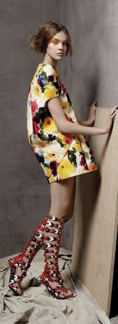 Balenciaga, Vogue 2008