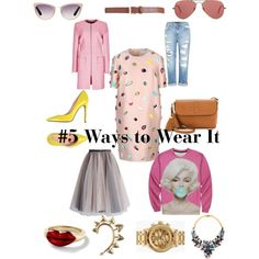 A fashion look from February 2015 featuring STELLA McCARTNEY dresses, Chicwish skirts and Genetic Denim jeans. Browse and shop related looks.
