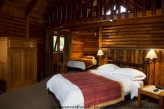 Spacious Accommodation at Tsitsikamma lodge & Spa. Lodge accommodation at Storms River. Allure Spa, Storms, Cabin, River, Bed, Furniture, Design, Home Decor, Thunderstorms
