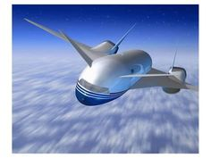 Modified airliner photos boeing 797 9x triple decker airliners boeing conceptual sonic cruiser flight wingsfuture fandeluxe Choice Image