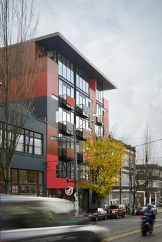 1111 E. Pike, Seattle, Washington, USA / Olson Kundig Architects