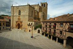 Efimerata: Una villa condal increíblemente bella_Peñaranda de Duero_Burgos