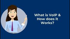 What is VoIP and How does it Works | The Real PBX Privacy Policy, It Works, Communication, Technology, Videos, Tech, Tecnologia, Communication Illustrations, Nailed It