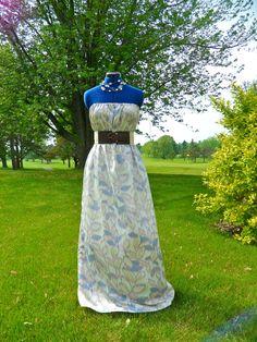 Easy DIY Maxi Dress