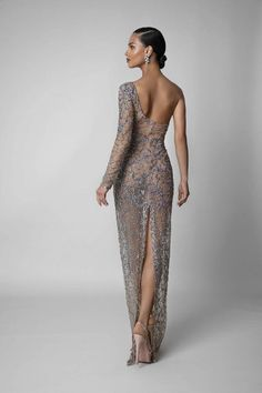 2019 Evening line is available now at our NYC Showroom Sexy Dresses, Nice Dresses, Fashion Dresses, Prom Dresses, Dresses To Wear To A Wedding, Celebrity Dresses, Couture Dresses, Dream Dress, Occasion Dresses
