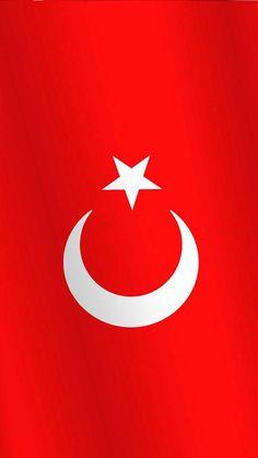 iPhone için Türk Bayrağı Duvar Kağıtları