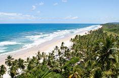 Praia de Itacarézinho, Itacaré – Bahia