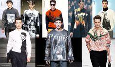 FW 2014 ~ PRINTS New York Fashion, Paris Fashion, Mens Fashion, Fashion Trends, Fashion Forecasting, Winter 2014 2015, New Paris, 2015 Trends, Modest Fashion