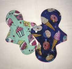 A personal favorite from my Etsy shop https://www.etsy.com/listing/587564464/cloth-pad-bundle-cloth-pad-set-9
