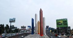 Resultado de imagem para torres da cidade satélite barragan