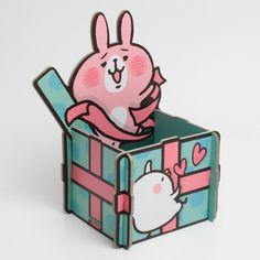 PChome Online 商店街 - 研達Toy Friend - (研達Toy Friend)卡娜赫拉的小動物置物架 全2款造型