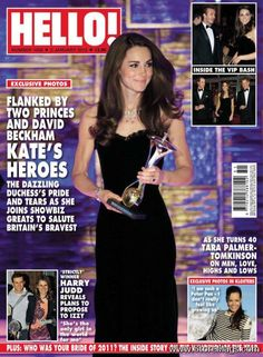 Kate Middleton's Magazine Covers