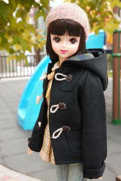 Jenny Doll: Mirai, 2007 Kimono Version by citi (sophie_chan), via Flickr
