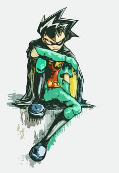 Robin: Boy Wonder